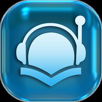 Audiobooki w bibliotece