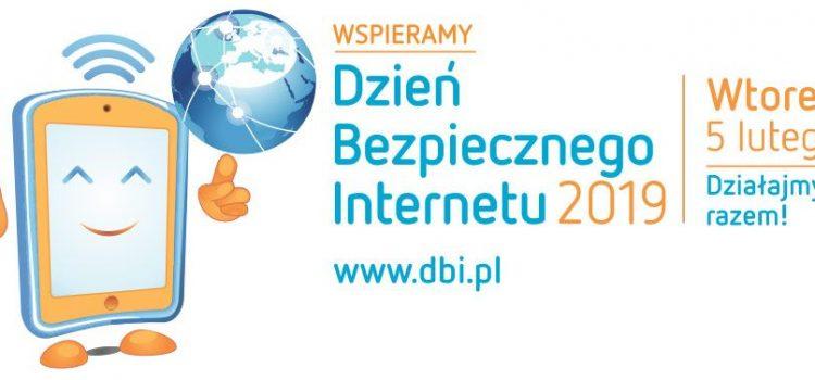 Dzień Bezpiecznego Internetu w placówce