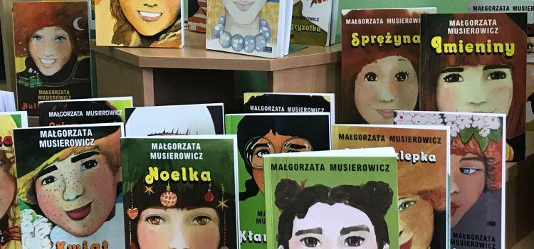 Literackie spotkania z Borejkami