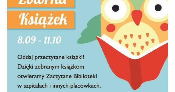 Weź udział w Wielkiej Zbiórce Książek!